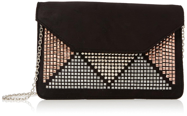 New Look Women's 5483690 Lingerie Bag, Black, One (Size: 99)