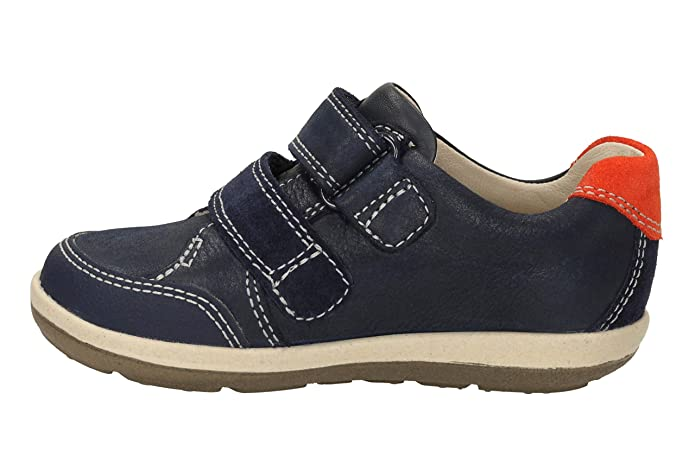 0e41ca561b91 Clarks Boys' Softly Tom FST Walking Baby Shoes: Amazon.co.uk: Shoes & Bags