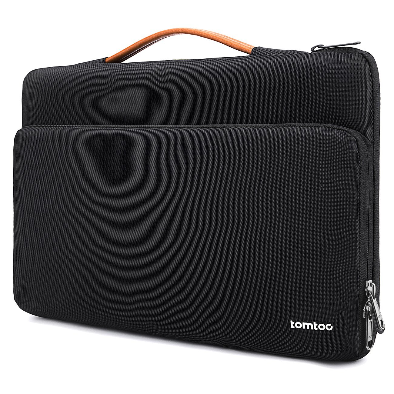 tomtoc 360 Protective Laptop Carrying Case for New MacBook Air 13-inch with Retina Display A1932, 13 Inch New MacBook Pro USB-C A1989 A1706 A1708, Microsoft Surface Pro 6/5/4, Ultrabook Accessory Bag by tomtoc (Image #1)