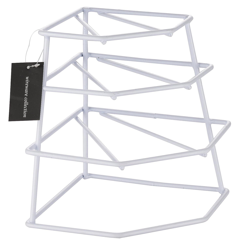 Corner Plate Stacker, plate stand Bakaware