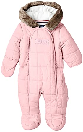 97af46f31 Puffa Baby Girls 0-24m Core Snowsuit