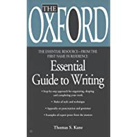 The Oxford Essential Guide to Writing (Essential Resource Library)