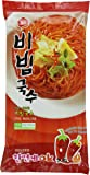 Sempio Instant Noodles, Hot & Spicy Flavor, 151-Grams (Pack of 8)