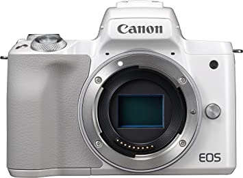 Canon Eos M50 Systemkamera Spiegellos Gehäuse Body 3 Kamera