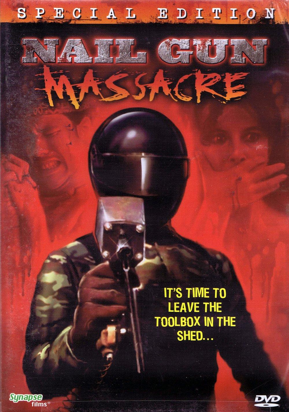 Amazon.com: Nail Gun Massacre - Special Edition: Rocky Patterson ...
