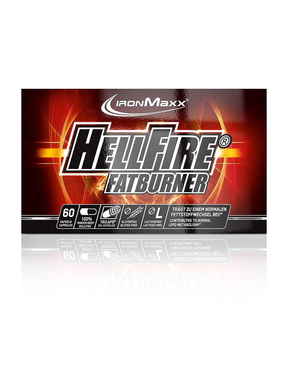 Hellfire Fat Burner: customer reviews