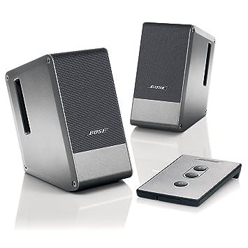 bose desktop speakers. bose computer musicmonitor -- silver desktop speakers e
