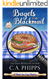 Bagels and Blackmail: A Maple Lane Cozy Mystery (Maple Lane Mysteries)