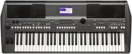 Yamaha PSR-S670 61-Key Arranger Workstation Keyboard with Onboard Stereo Speakers and MegaVoice