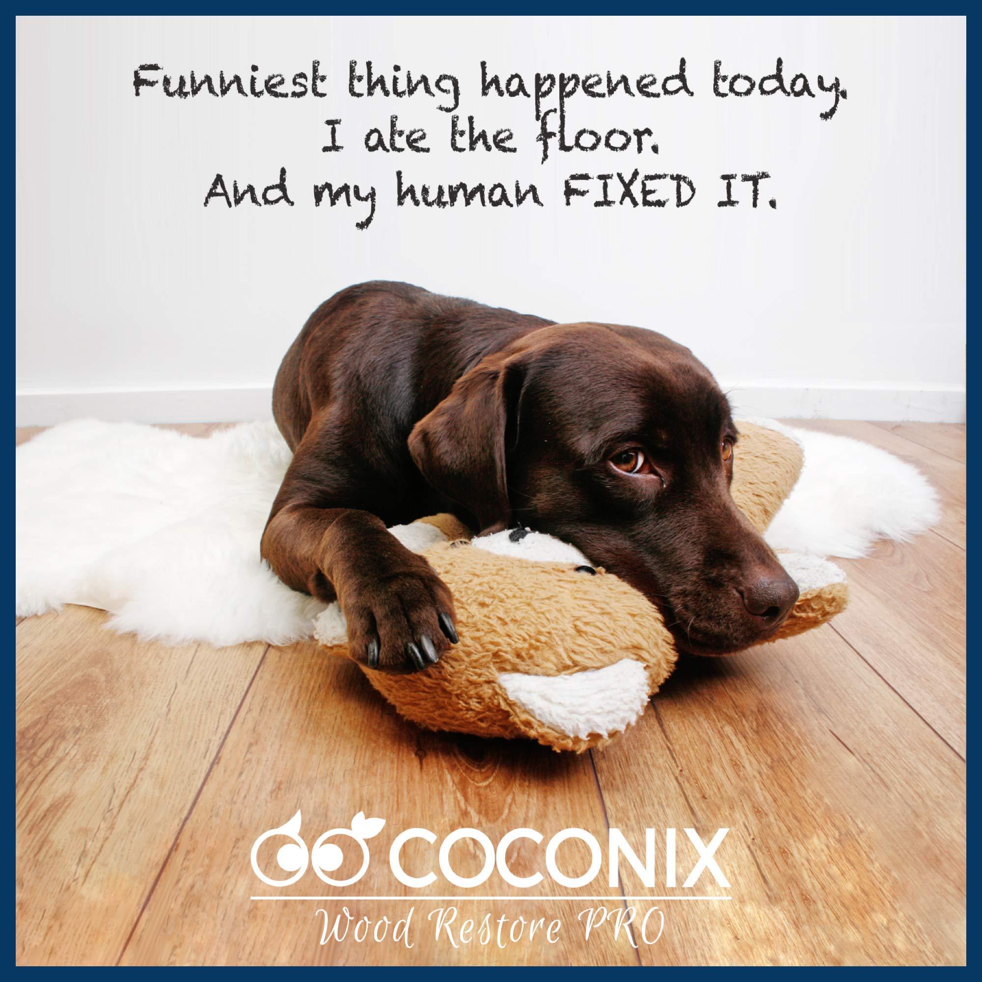 Coconix Wood Restore PRO - Professional Floor & Furniture Repair Kit by Coconix (Image #7)
