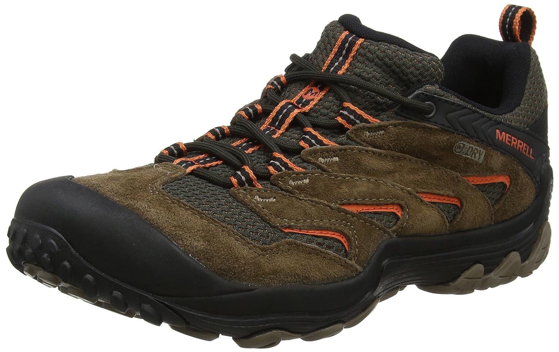 Merrell Women's Chameleon 7 Limit Waterproof Hiking Boot B071Z934PX 10 M US|Merrell Stone
