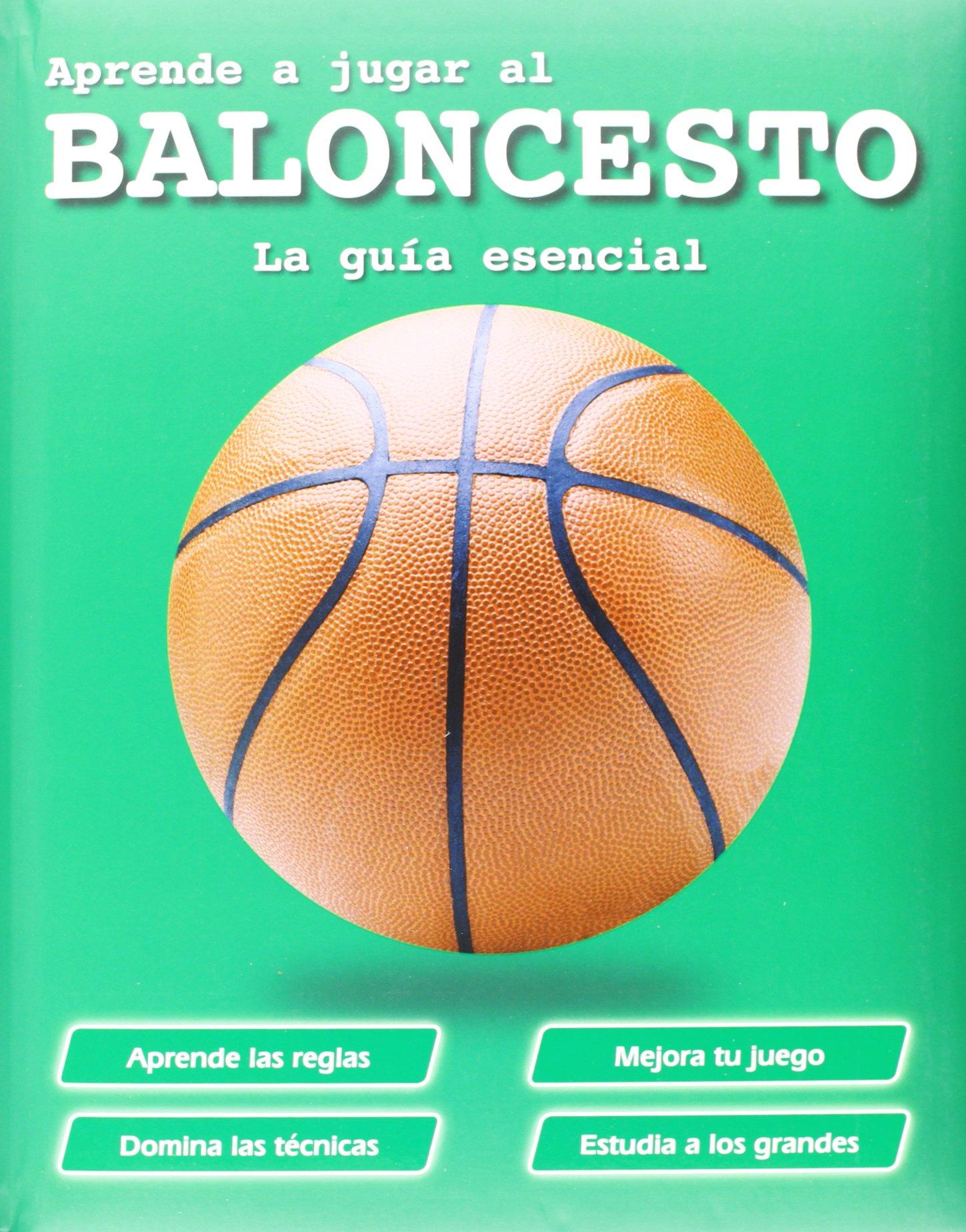 Aprende a jugar al baloncesto (Actividades y destrezas) Tapa dura – 3 jul 2013 Sanpablo 8428541426 Basketball