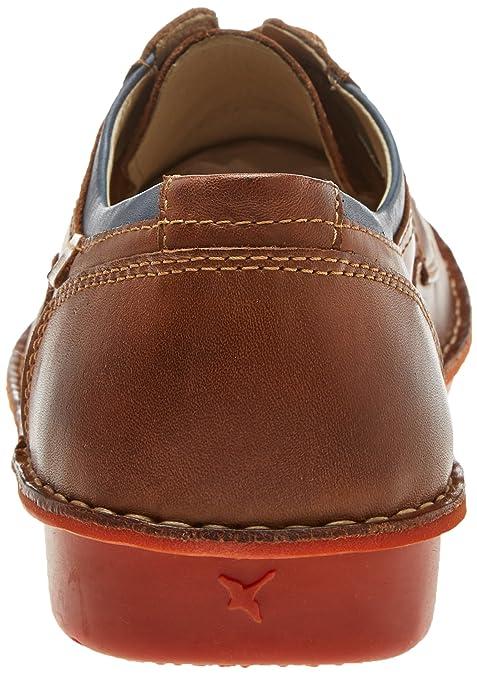 Pikolinos Santiago M7b, Zapatos de Cordones Derby para Hombre: Amazon.es: Zapatos y complementos