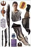 RoomMates Star Wars The Force Awakens Ep VII Rey