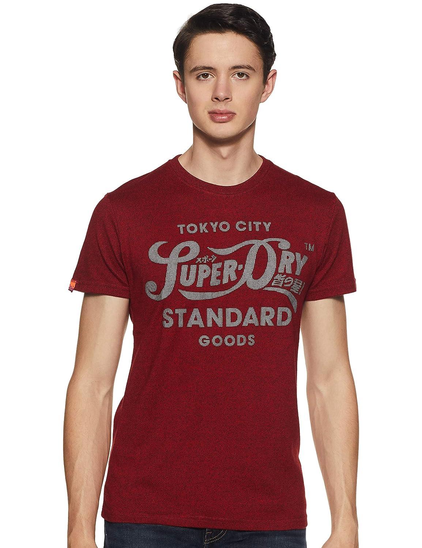 Superdry Herren Heritage Classic Tee Pullunder B07KMQ95XL T-Shirts Ruf zuerst