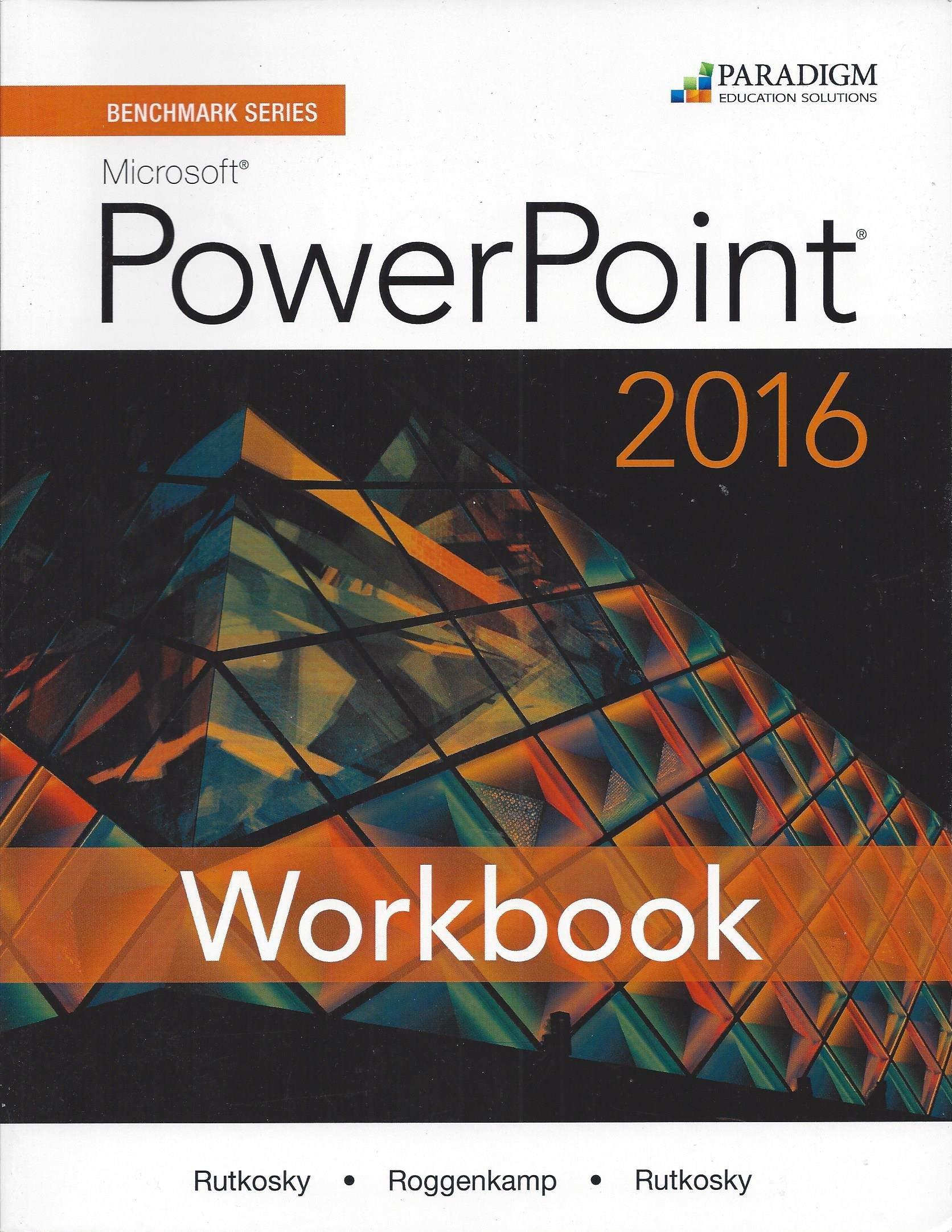 benchmark series microsoft r powerpoint 2016 workbook