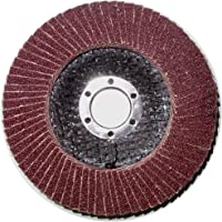 10x Discos de lija Compartimiento de hojas 115mm