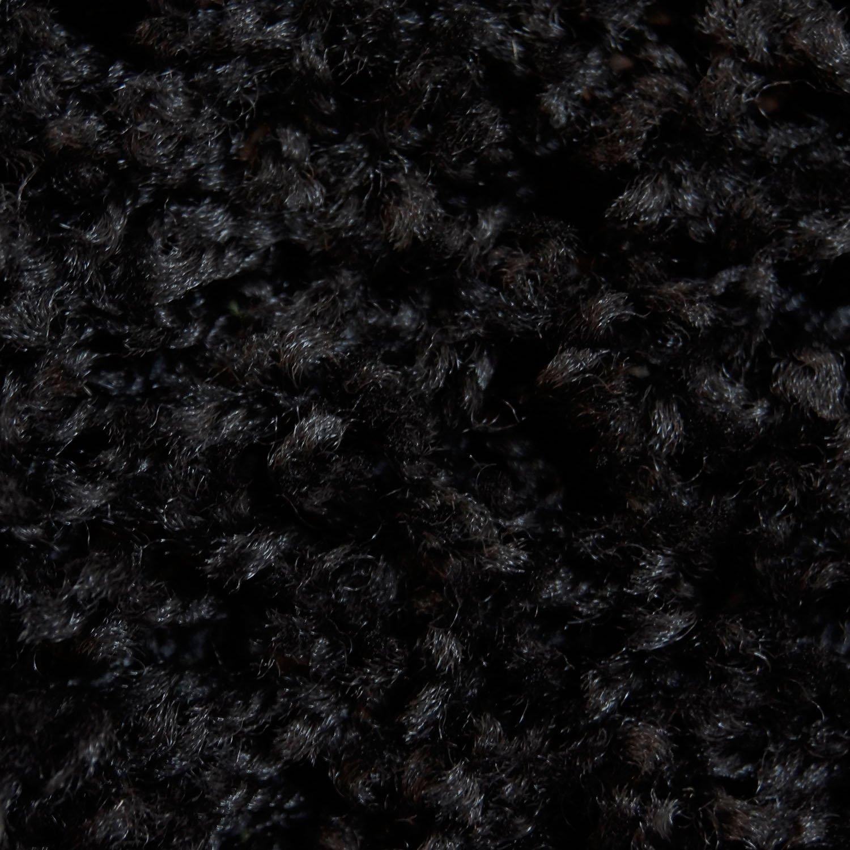Carpet city Teppich Shaggy Hochflor Langflor Flokati Einfarbig Uni Uni Uni aus Polypropylen in Dunkelgrau für Wohn-Schlafzimmer, Größe  300x400 cm B01HF6UXLC Teppiche 7bae59