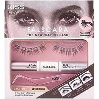 Kiss Falscara Eyelash Starter Kit, 1 set