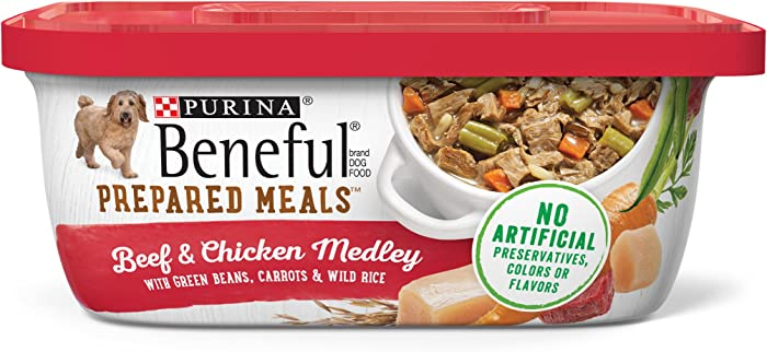 The Best Beneful Medleys Variety Pack Dog Food