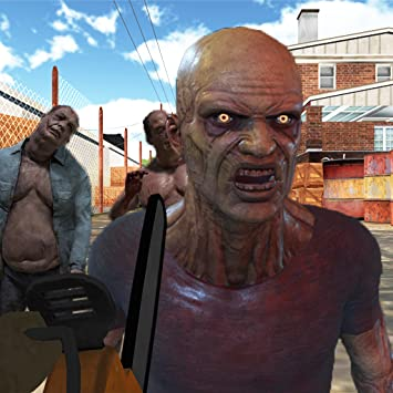 Amazon.com: Dead Zombie Assault:Call of Chainsaw Commando ...