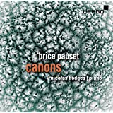 Brice Pauset : Canons pour piano. Hodges.