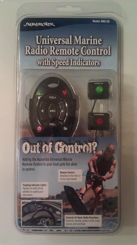 Amazon.com: Waterproof Universal RF Marine Stereo Remote Control ...