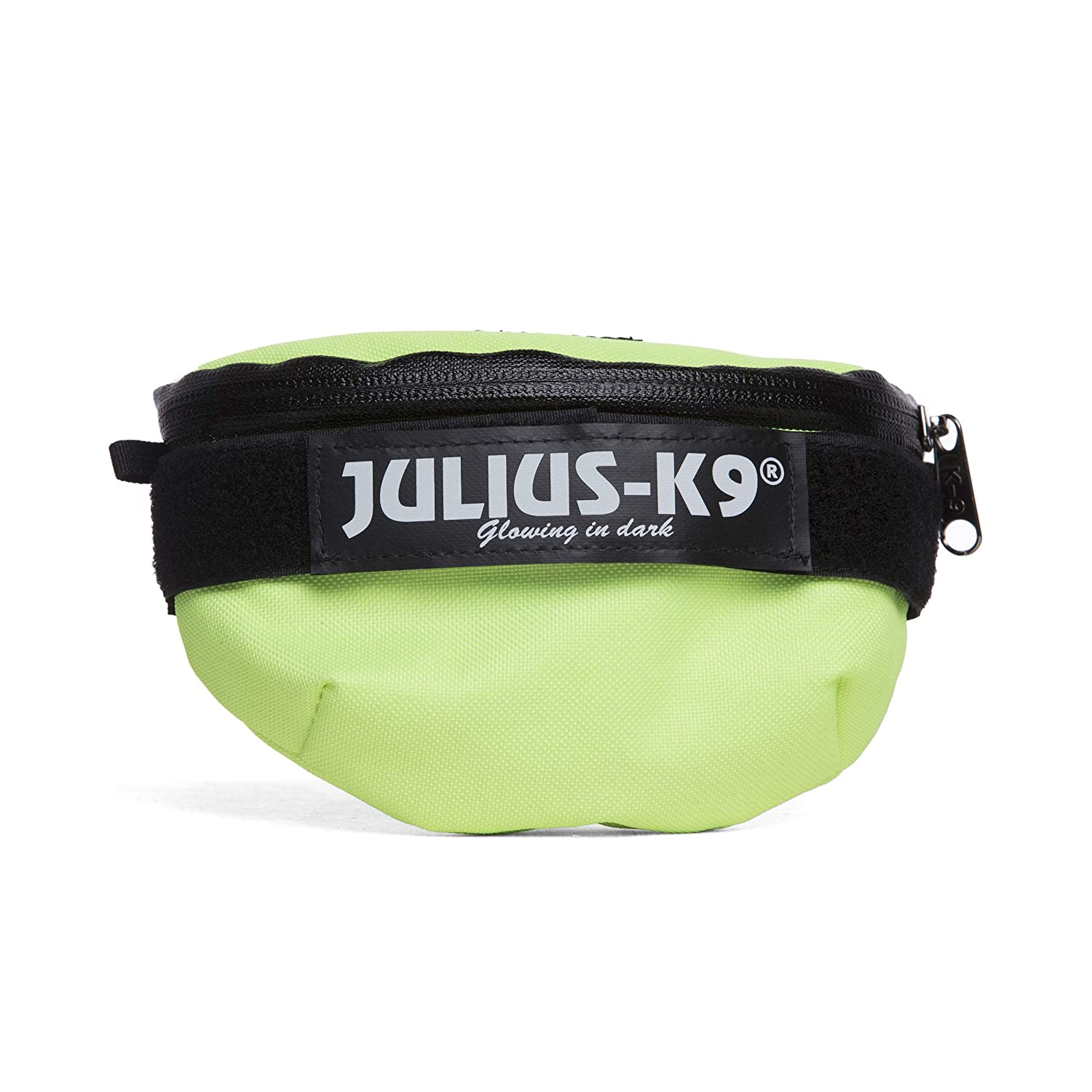 Red Mini to 4 Julius-K9 IDC Universal Side Bags for Dogs Harness Size