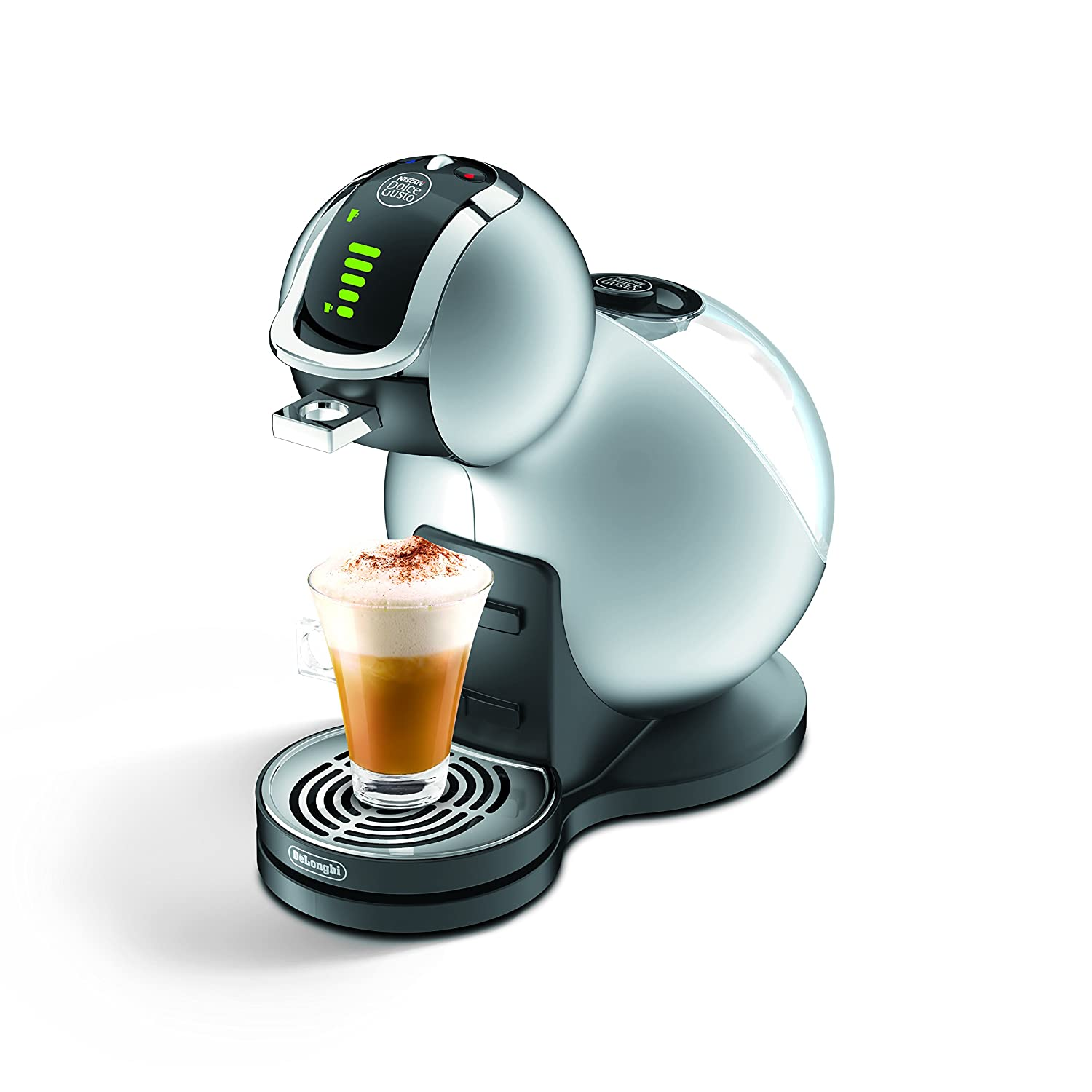 Amazon.com: Nescafe edg626.s Dolce Gusto Melody III 15 Bar ...