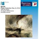 Bartok: Piano Concertos Nos. 1-3 (Essential Classics)