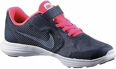 NIKE Revolution 3 (TDV), Zapatillas de Deporte Unisex niños: Amazon.es: Zapatos y complementos