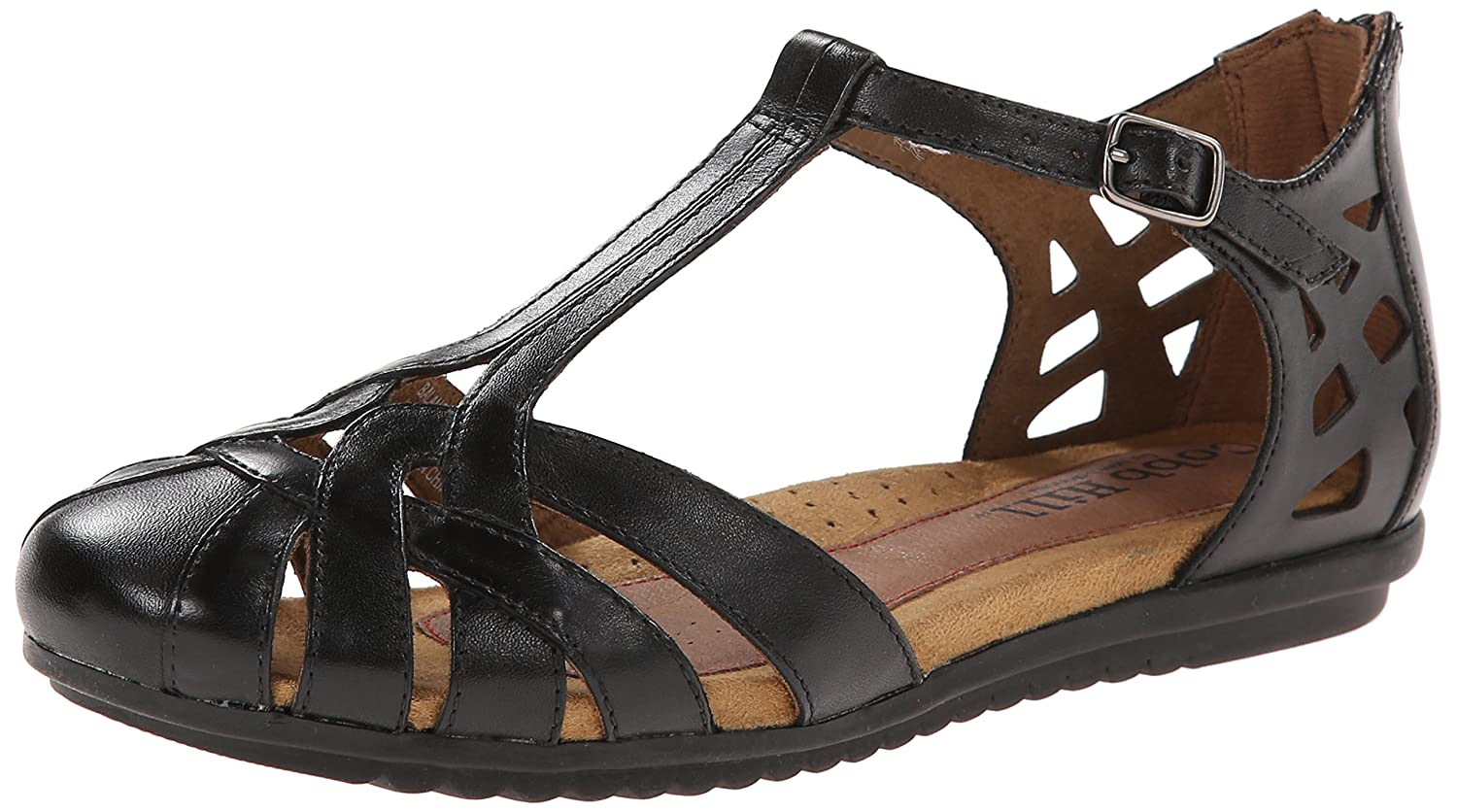 Black Cobb Hill Women's Ireland CH Enclosed Dress Sandal