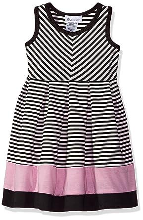 cb19efdc636c Amazon.com  Bonnie Jean Girls  Fit and Flare Fashion Dress  Clothing