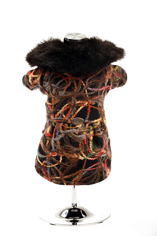 Trilly tutti Brilli CAP09.NERXS Dog Clothing, Black