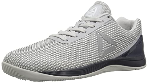 new style 74fa0 ddf38 Reebok Men s Crossfit Nano 7.0 Cross Trainer, Skull Grey Collegiate  Navy Silver Met