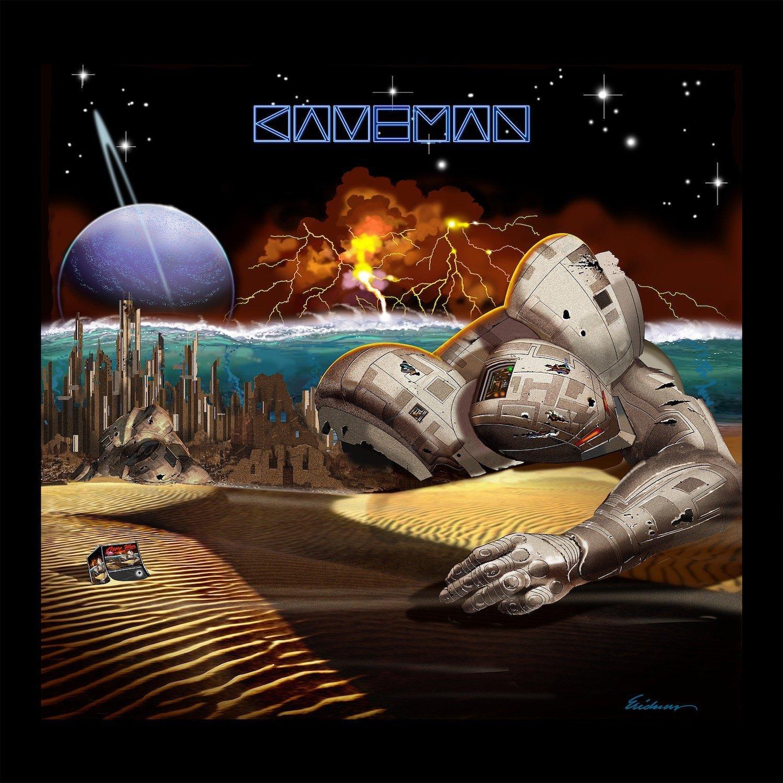 CD : Caveman - Otero War (Digipack Packaging)