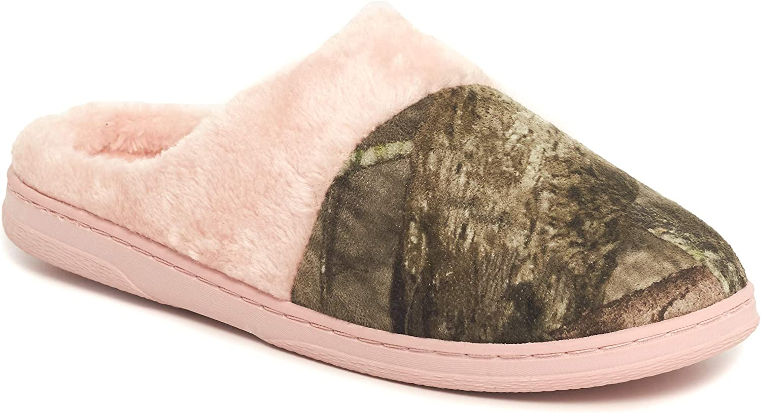 Women/'s Winchester Slippers Pink Camo Small ~ New