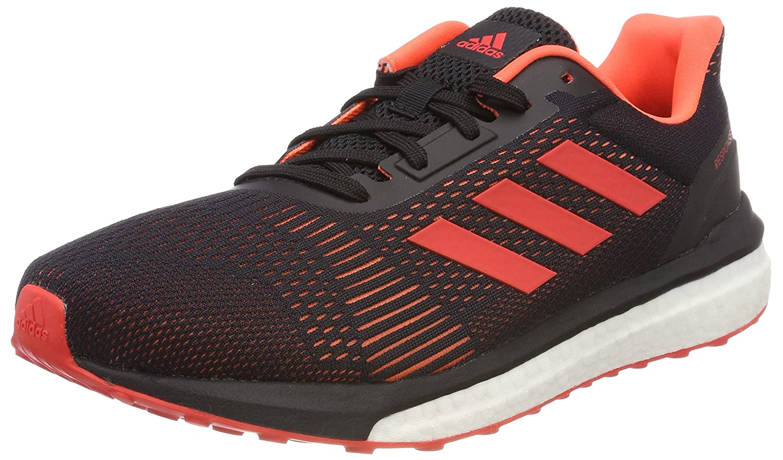 Adidas Response St M, Zapatillas de Trail Running para Hombre 40 2/3 EU Negro (Negbas/Roalre/Narsol 000)