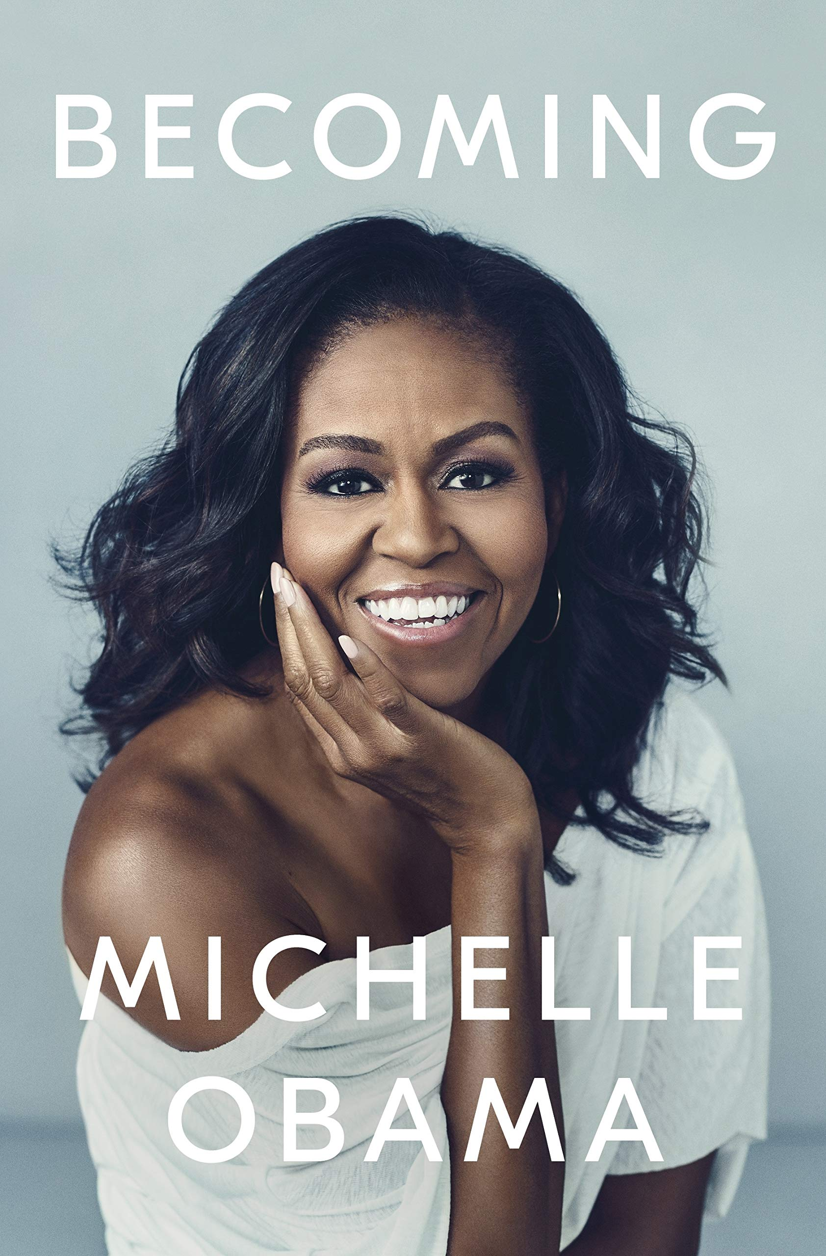 Image result for Becoming by Michelle Obama