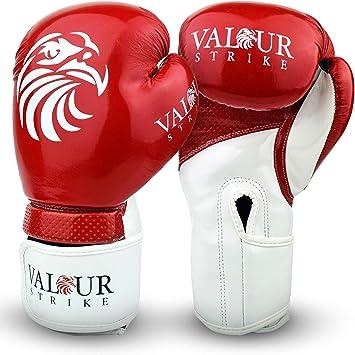 Faustschlag Kickboxen Boxen Muay Thai Kampfsport Valour Strike Boxhandschuhe f/ür Sparring Kampfsport MMA