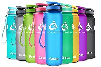 Grsta bottiglia d acqua sportiva litro ml ml