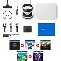 PlayStation VR2 MegaPack 2 Astro Bot + Skyrim V + Resident Evil 7 + Everybody's Golf + VR Worlds + Camera V2