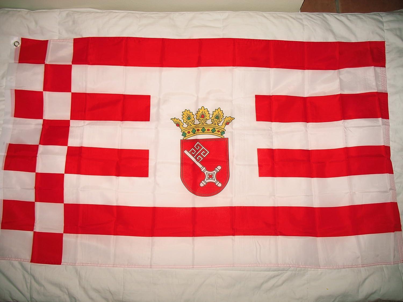 BIENVENIDOS  Flag 3x5 Polyester