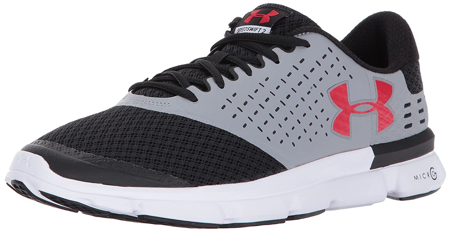 Under Armour UA Micro G Speed Swift 2, Zapatillas de Entrenamiento para Hombre 40 EU|Gris (Steel)