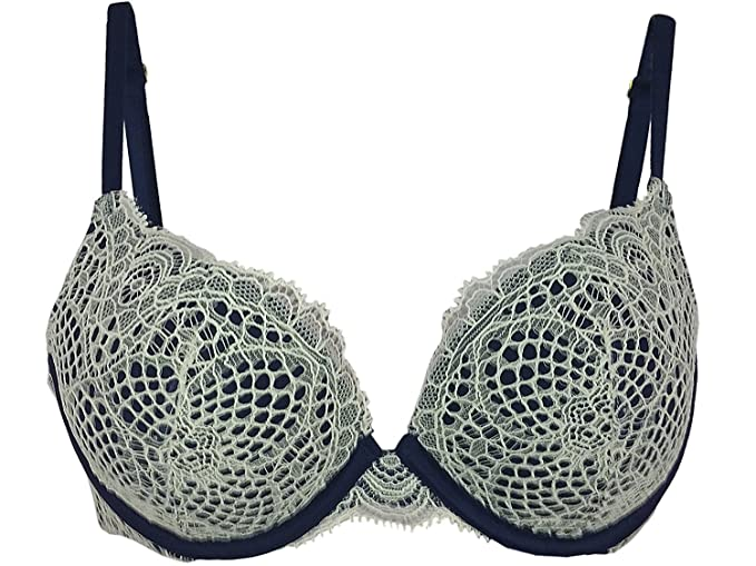 89007d8feb Image Unavailable. Image not available for. Color  Victoria s Secret  Bombshell Push-up Bra Add 2 Cup ...