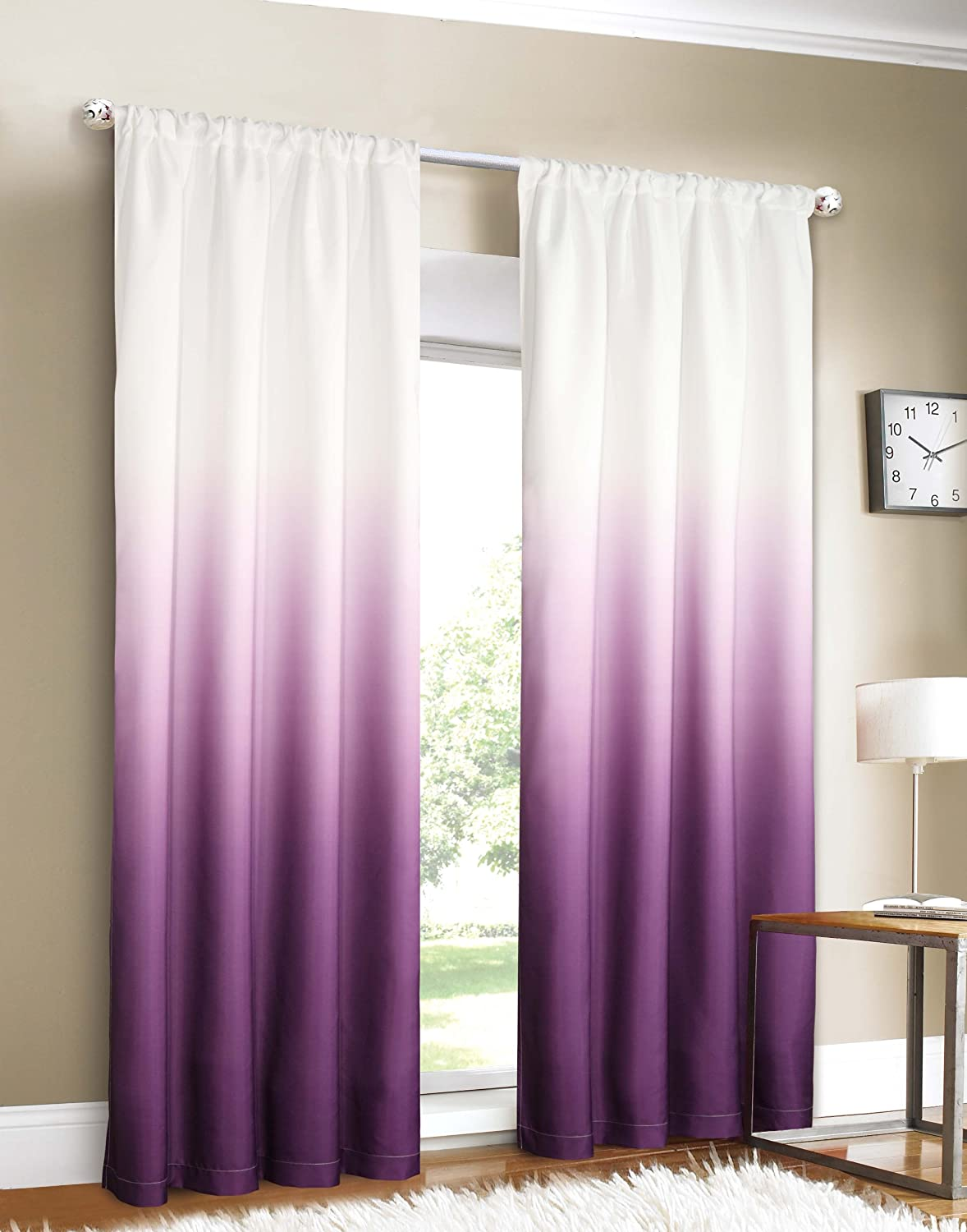 with living curtains burgundy decor grommets purple design designs beautiful panels photo curtain room pastel for blackout fearsome