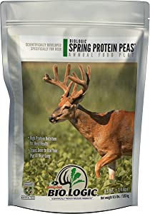 BioLogic Spring Protein Pea Food Plot Seed