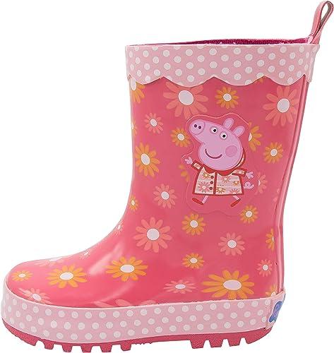 BNWT Peppa Pig Kids Boots Peppa Pig Wellies Xmas Gift Kids Size 5UK