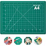 Self Healing Sewing Mat, Anezus Rotary Cutting Mat Double Sided 5-Ply Craft Cutting Board for Sewing Crafts Hobby Fabric…
