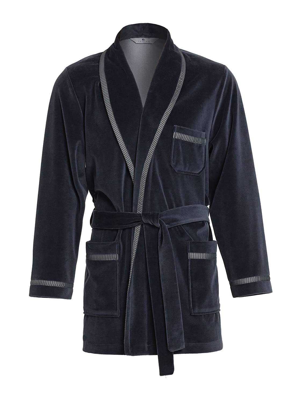 Courte Robe De Chambre Pour Hommes Re 117 Velours 5bxcl0702517